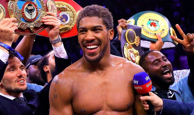 Anthony Joshua is almost certain to fight Kubrat Pulev in the UK, says Eddie Hearn