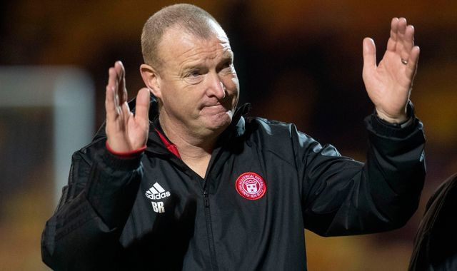 Hamilton head coach Brian Rice charged by Scottish FA for alleged breaches of gambling rules