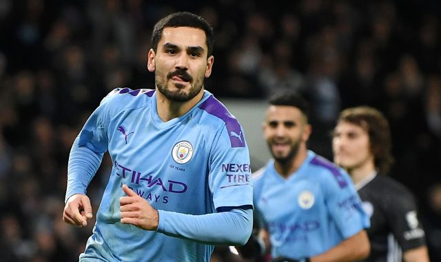 Liverpool getting Premier League title 'fair', says Ilkay Gundogan