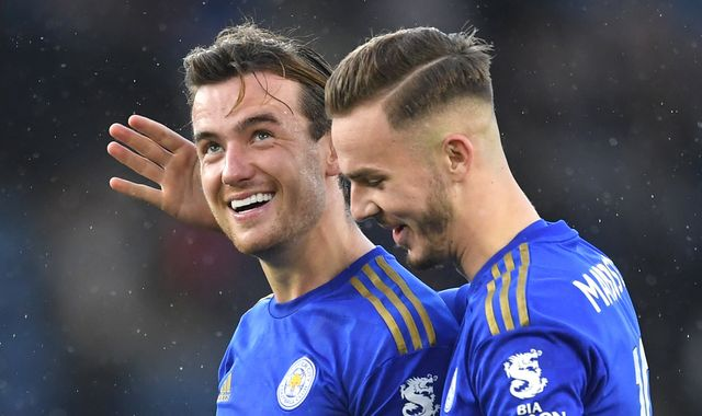Brendan Rodgers: Leicester boss rules out selling stars in January