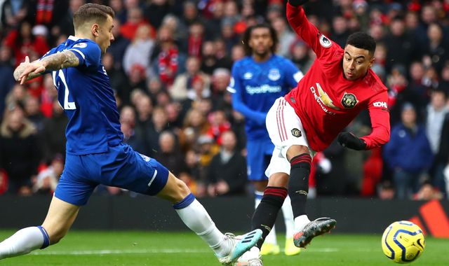 Manchester United-Everton: Player ratings