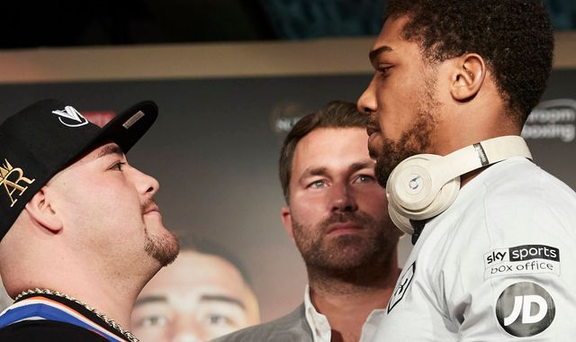 Ruiz Jr vs Joshua 2: What will happen to the world heavyweight championship belts in 2020?