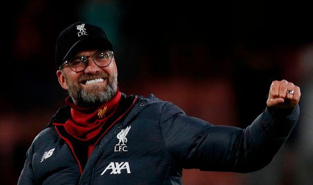 Jurgen Klopp signs new Liverpool deal until 2024