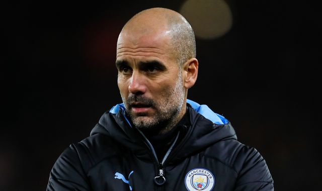 Pep Guardiola admits Manchester City face difficult summer on transfer front