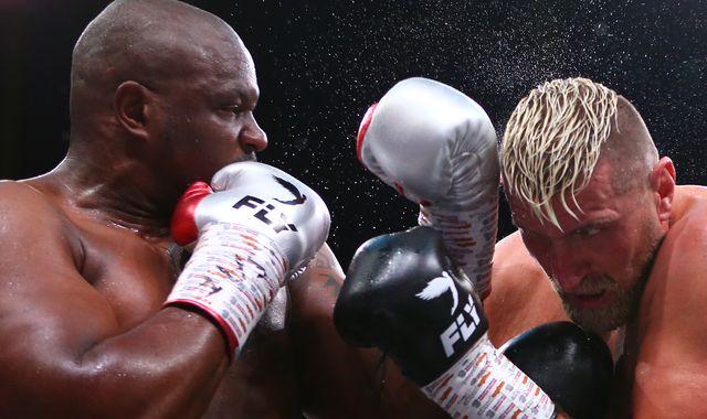 Ruiz Jr vs Joshua 2: Dillian Whyte defeats Mariusz Wach via unanimous decision