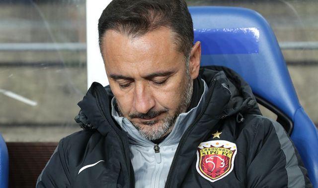 Vitor Pereira withdraws from Everton manager process