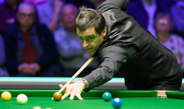 Ronnie O'Sullivan will not compete in 2020 Masters