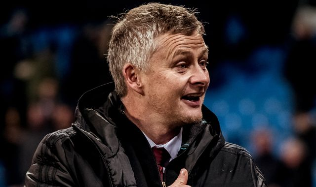 Ole Gunnar Solskjaer's derby win a platform to build at Manchester United - Reporter Notebook