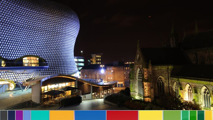 Birmingham is one of Britain's most diverse cities