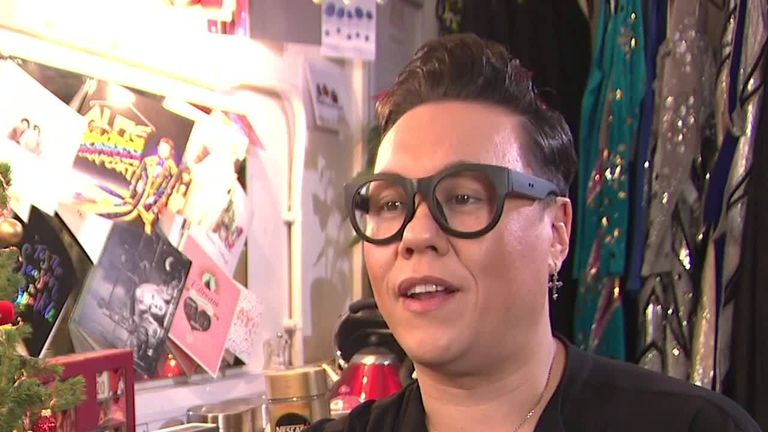 Stylist and presenter Gok Wan has been put forward for an MBE in the new years honours list