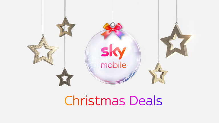 sky mobile christmas offers 2019