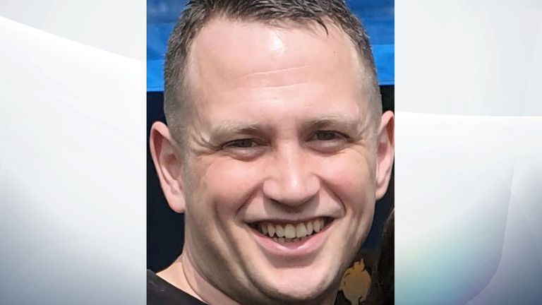 Anthony Knott, 44, went missing on 20 December during a pub crawl with his London Fire Brigade colleagues