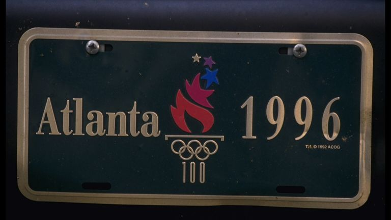 Britain only won one gold medal during the 1996 Olympics