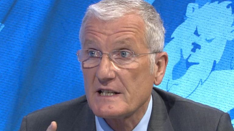 After his retirement, Bob Willis forged a career as a cricket pundit and was well-known for his no-holds barred critiques.