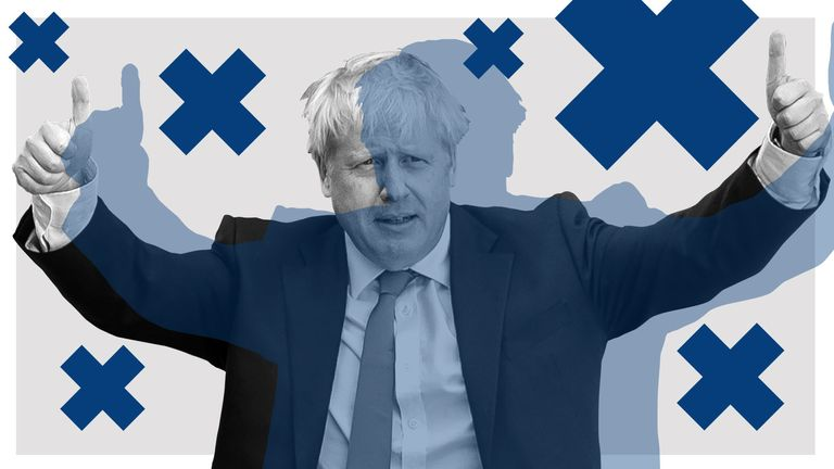 Boris Johnson has secured a huge majority in parliament