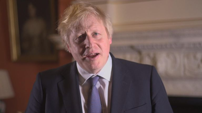 The Prime Minister has released a defiant new year message
