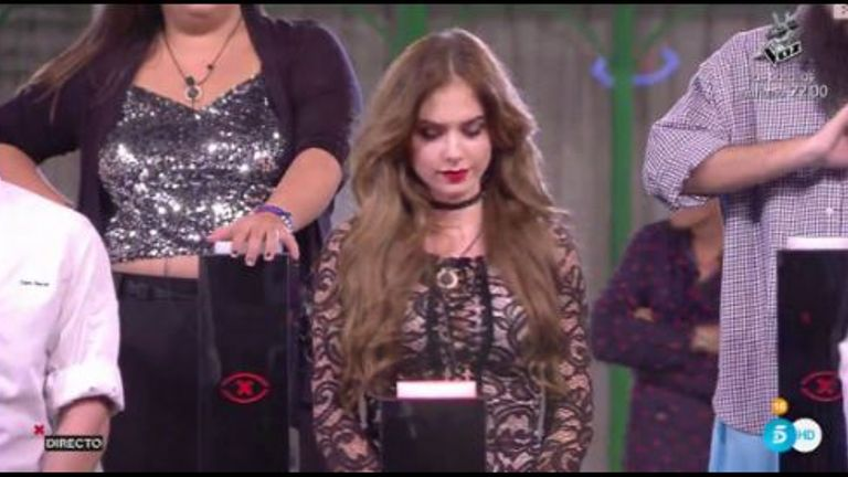 Spanish Big Brother contestant forced to watch her 'sexual assault'