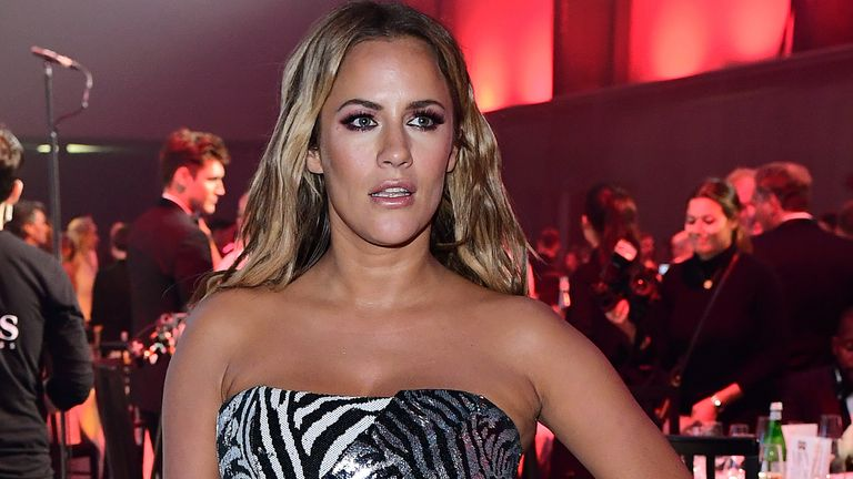 Caroline Flack was arrested and charged with assault earlier this month