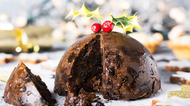 The fruit in Christmas pudding can be fatal for dogs