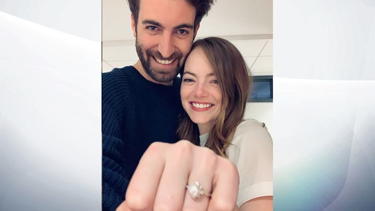 Dave McCary and Emma Stone are tying the knot