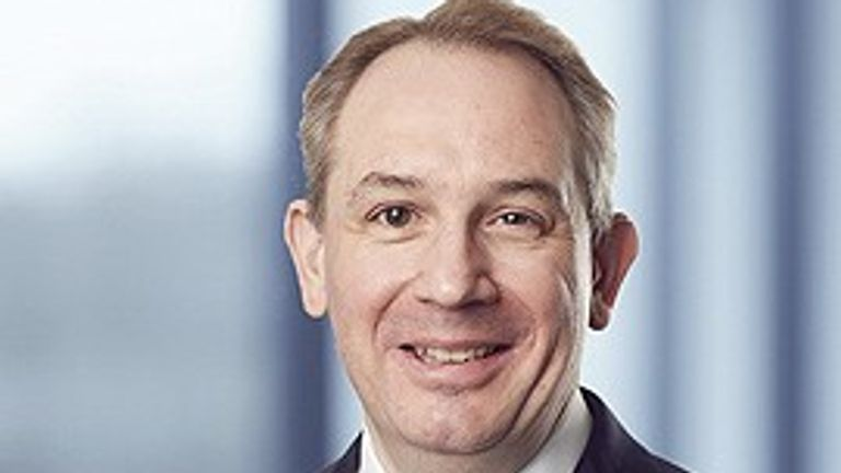 David Bauernfeind joined Domino's Pizza as finance director in October last year. Pic: DPG