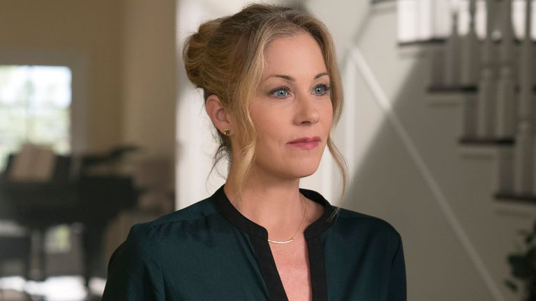 Christina Applegate in Dead To Me. Pic: Netflix