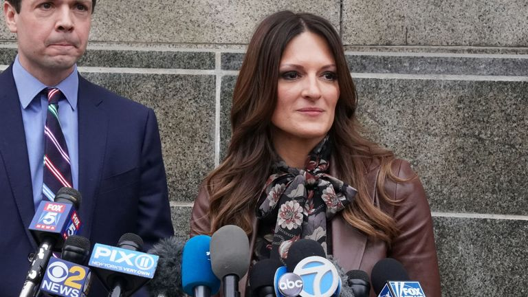 Weinstein's lawyer Donna Rotunno denied the electronic tag had been tampered with deliberately