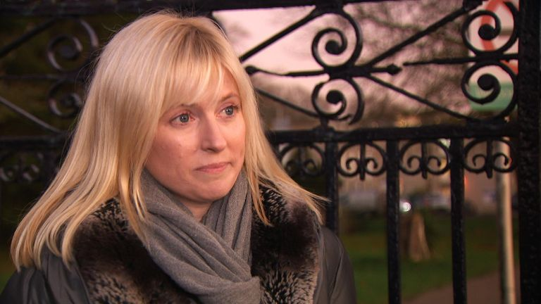 Rosie Duffield is trying to hold onto her seat in Canterbury