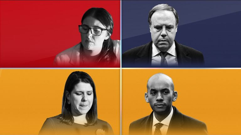 Several big beasts have lost their seats in the 2019 election