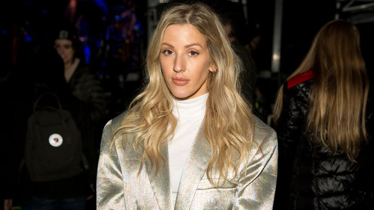 Ellie Goulding Comes To Rescue Of Driver T Boned By Lorry