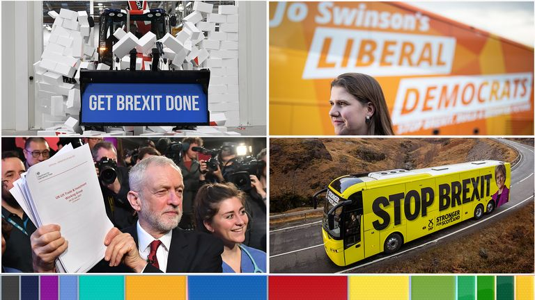 What have been the parties' highs and lows on the campaign trail?