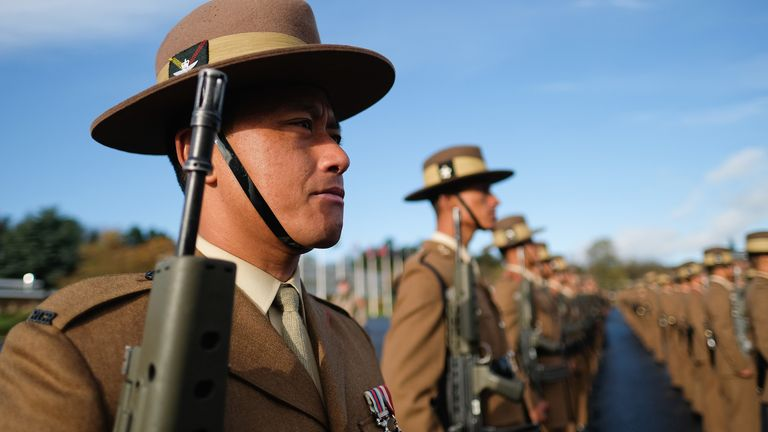 The first female Gurkhas could begin training in the British army next year