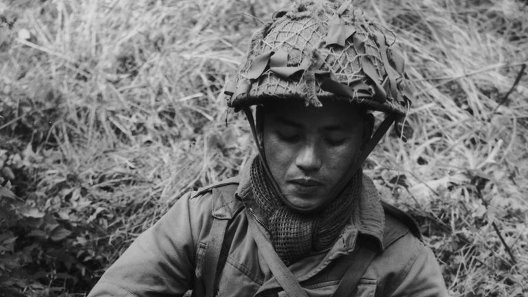 Britain has been sharing the recruitment of Gurkhas since an agreement in 1947