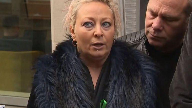Mother Charlotte said the decision felt like a 'huge step' forward