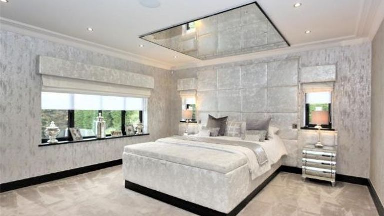Top spot is a nine-bedroom house in Chigwell, Essex. Pic: John Thoma