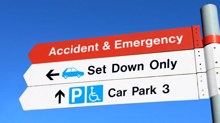 NHS car park users described charges as a 'rip off' and 'extortionate'