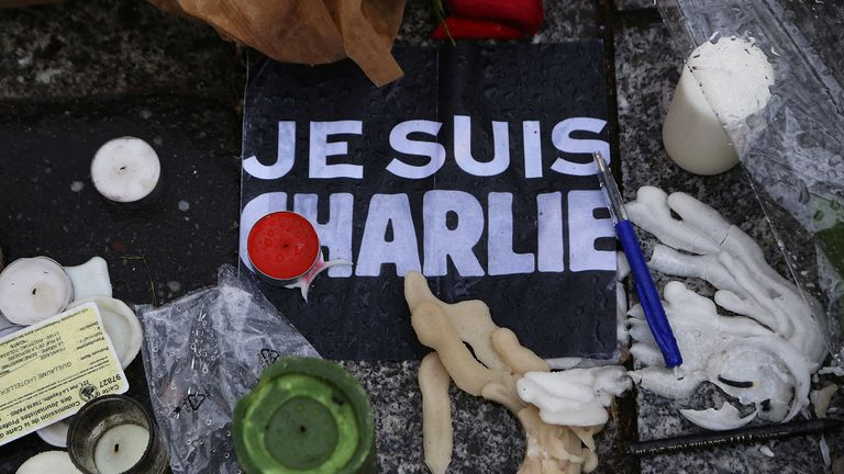 Je Suis Charlie became a clarion call in the weeks and months after the first Paris attack