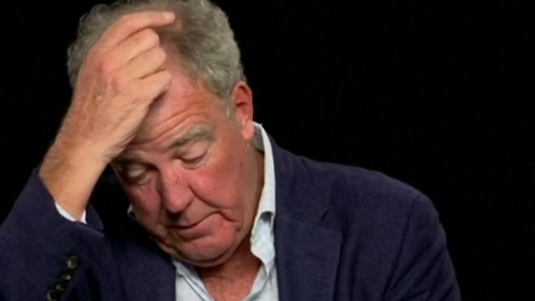 Jeremy Clarkson shares his opinion about Greta Thunberg