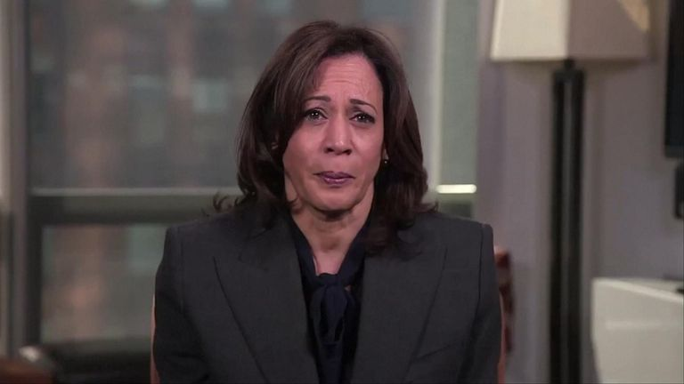 Kamala Harris ended her 2020 presidential bid as she struggled to raise money and make a compelling case for her candidacy.