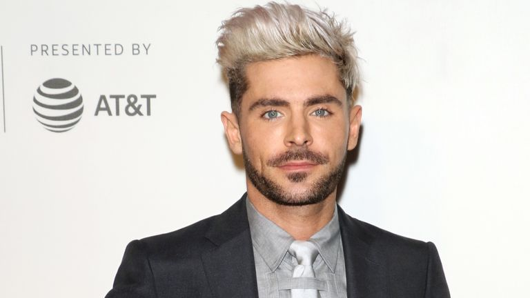 Zac Efron has confirmed he fell ill but has 'bounced back'