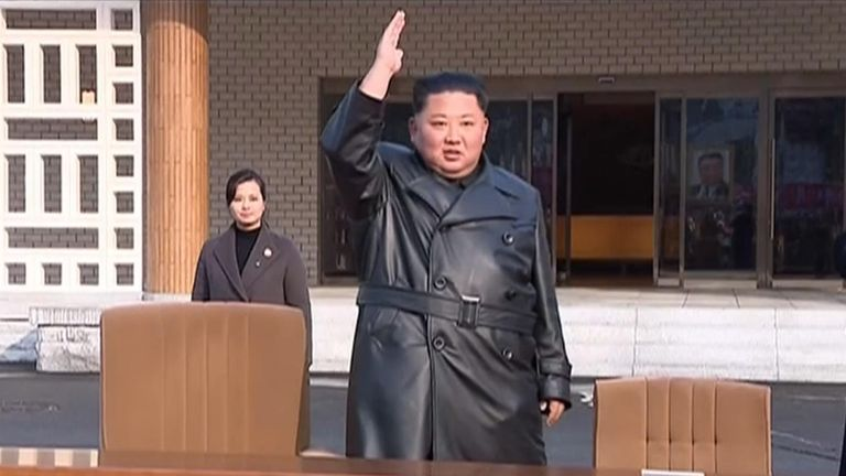 Kim Jong Un opens state of the art mountain resort