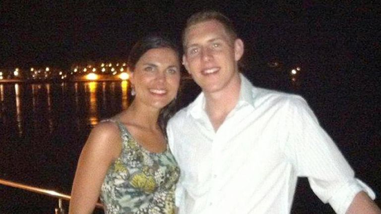 John and Michaela McAreavey were married for just 10 days