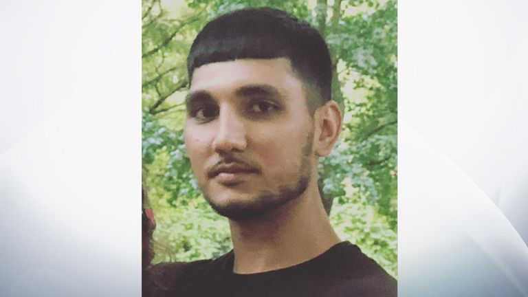 Mohammed Shah Subhani, 27, disappeared in May