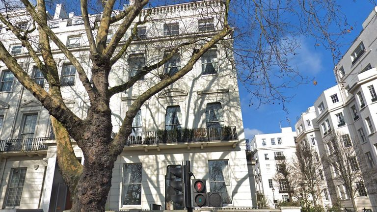 One Hyde Park Place, valued at £50m, is part of the haul. Pic: Google Streetview