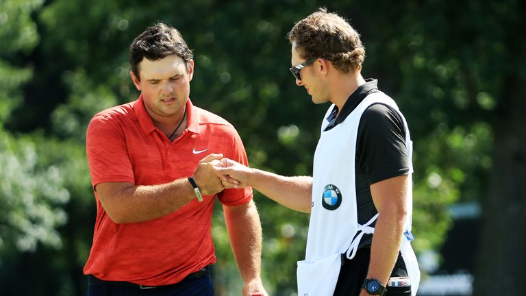 Patrick Reed and Kessler Karain