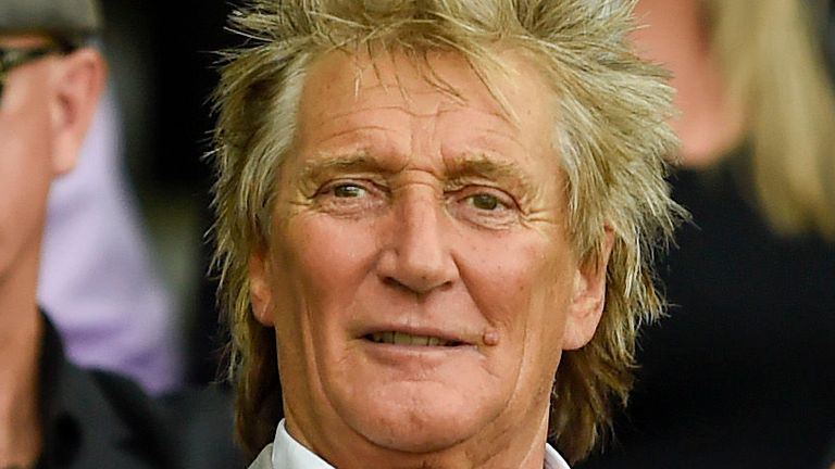Sir Rod was denounced on social media for congratulating Boris Johnson