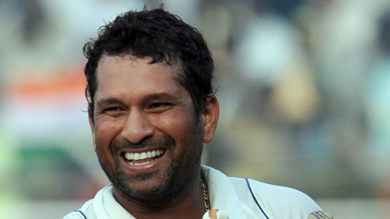 Sachin Tendulkar holds a number of records in Test cricket