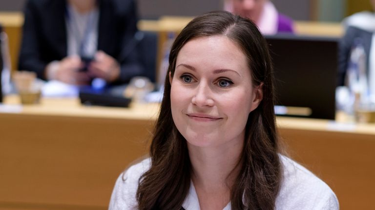 Sanna Marin is expected to be appointed next week