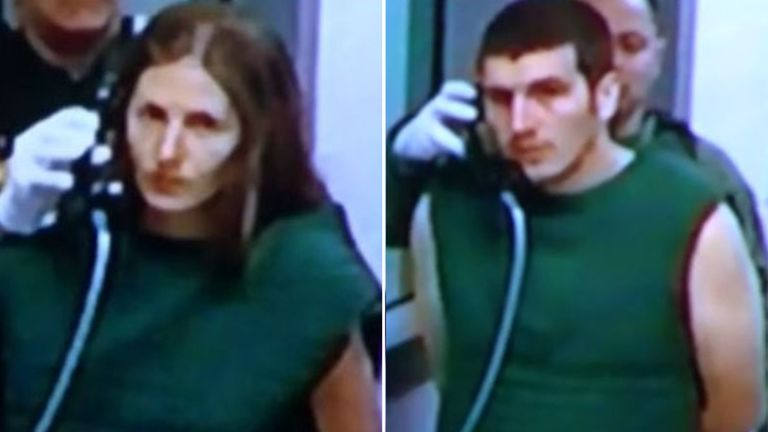 Sheila O'Leary, left, and Ryan O'Leary have been charged with first-degree murder