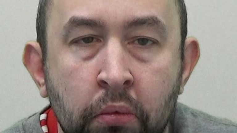 Brown has been jailed for six weeks after breaching his Sexual Offences Prevention Order (SOPO)